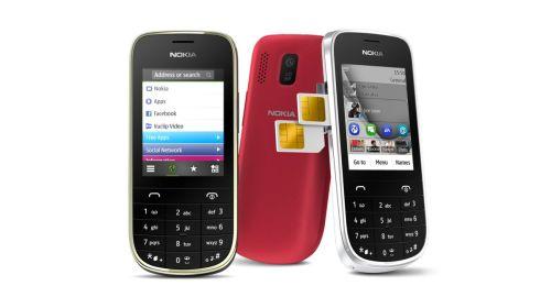 Nokia Asha 202 avec double SIM