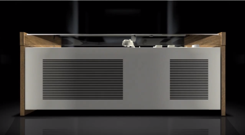 Capture d'écran du vidéo Braun design, par Braun