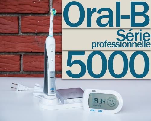 Ensemble Oral-B Série Professionnelle 5000