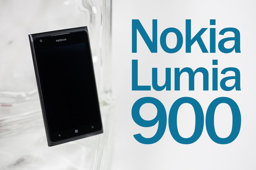 Nokia Lumia 900, photo de titre de l'article