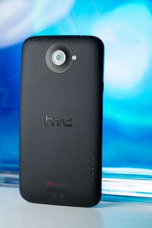 Le dos du HTC One X