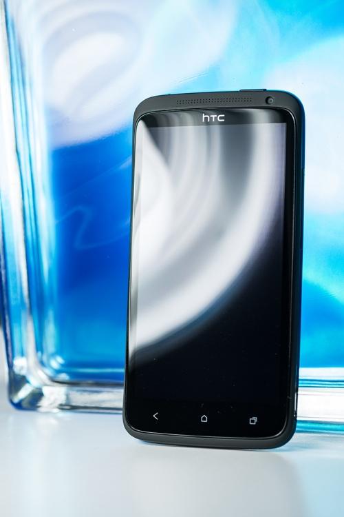 Le devant du HTC One X