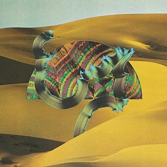 Pochette de l'album éponyme de Django Django